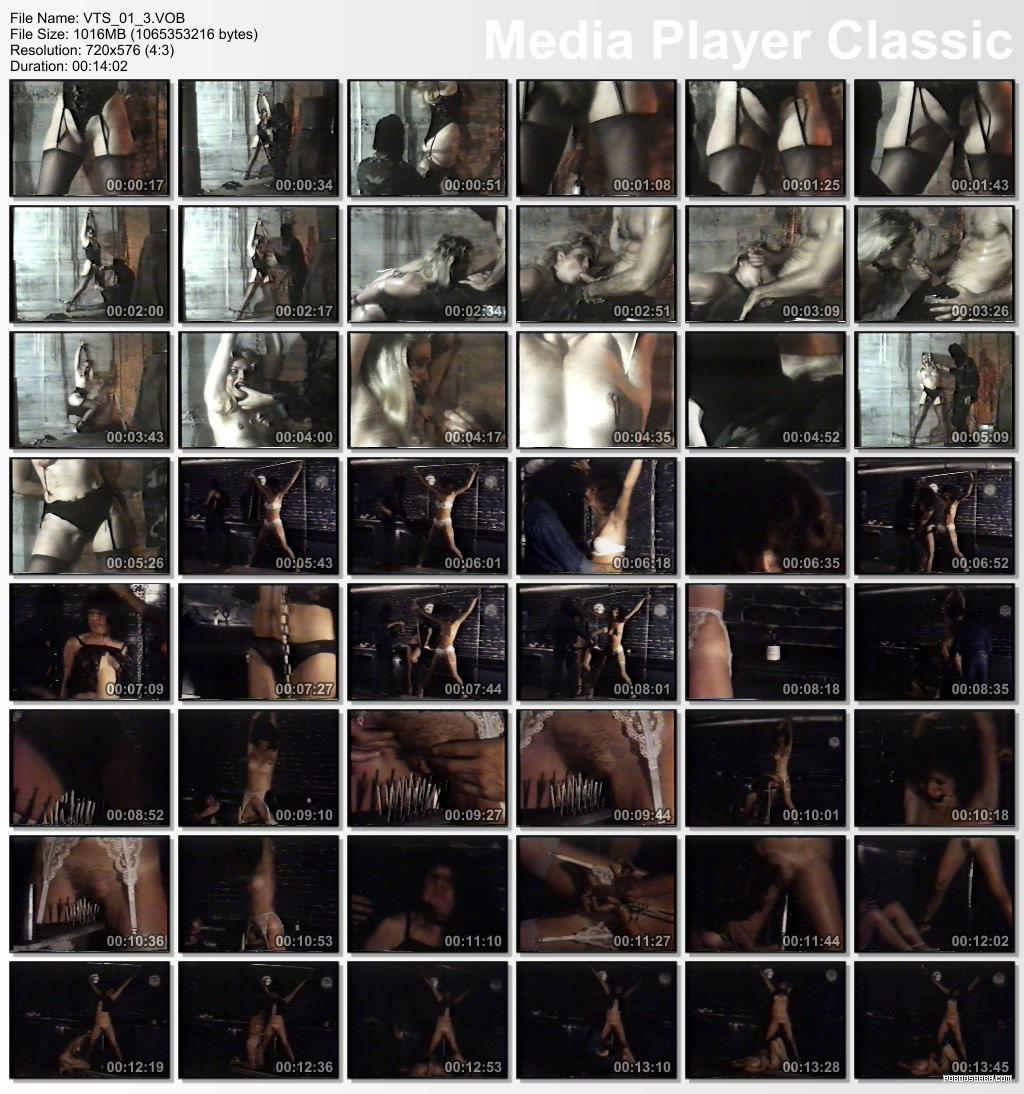 Bondage - S&M - B&D - Older Stuff - Vhs Rip - Avi / Divx (2009) SATRip