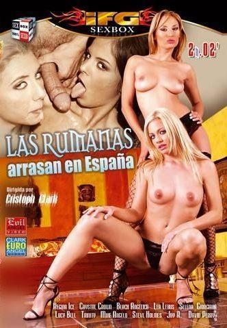 Las Rumanas Arrasan En Espana / РУМЫНКИ ЗАВОЕВЫВАЮТ ИСПАНИЮ (2009) DVDRip