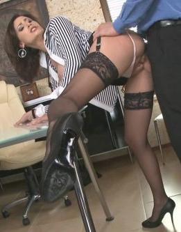 Janelle - Sexy secretary  (2009) HDTV
