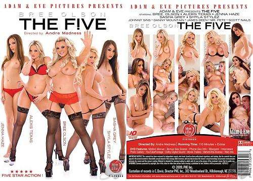 Bree Olson-The Five (2009) DVDRip