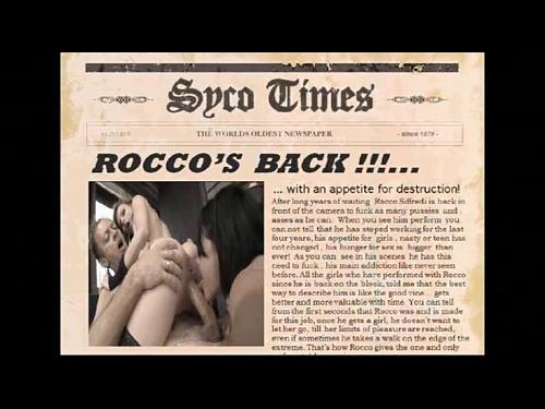 Roccos Back vol 2 (2009) DVDRip