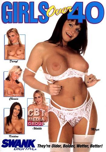 Girls Over 40 Сборник из трех фильмов. (2008) DVDRip