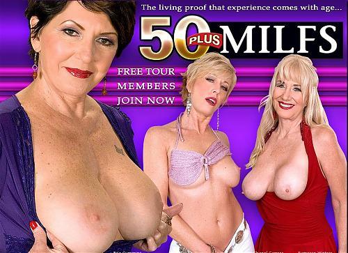 Молодые парни трахают женщин за 50 (сайтрип 29 роликов на 20.09.09 [50Plusmilfs.com] качество [720p]) (2009) HDTVrip