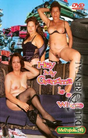 Эй, моя бабушка шлюха / Hey My Grandma Is A Whore (2001) DVDRip