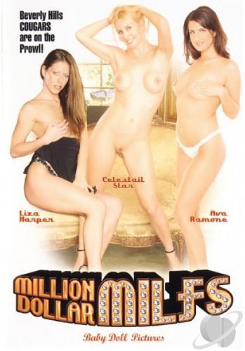 Million Dollar MILFs / Мамочки на миллион долларов (2009) DVDRip