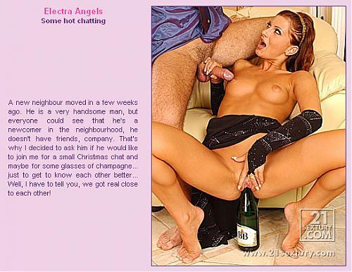21sextury.com - Electra Angels (2009) SATRip