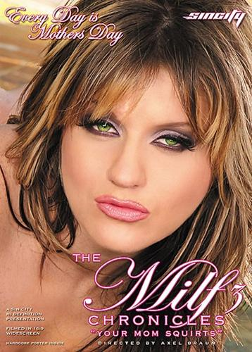 The MILF Chronicles 3 - Your Mom Squirts (2008) DVDRip