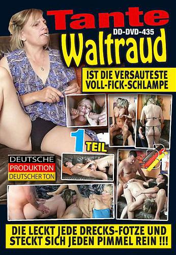 Tante Waltraud / Тетя Вальтрауд (BB-Video) [2009 г., Amateur, MILF, Older, All Sex, DVDRip] (2009) DVDRip