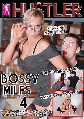 Bossy MILFs 4 (2010) DVDRip