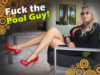 Wifeys World - Fuck The Pool Guy! (2010) SATRip