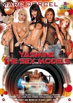 Yasmine And The Sex Models CD1 (Marc Dorcel) (2008) DVDRip