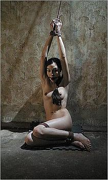 Fucked&Bound: Sasha Grey (2007) DVDRip