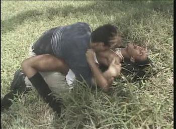 неосторожная - мулатка (2008) DVDRip