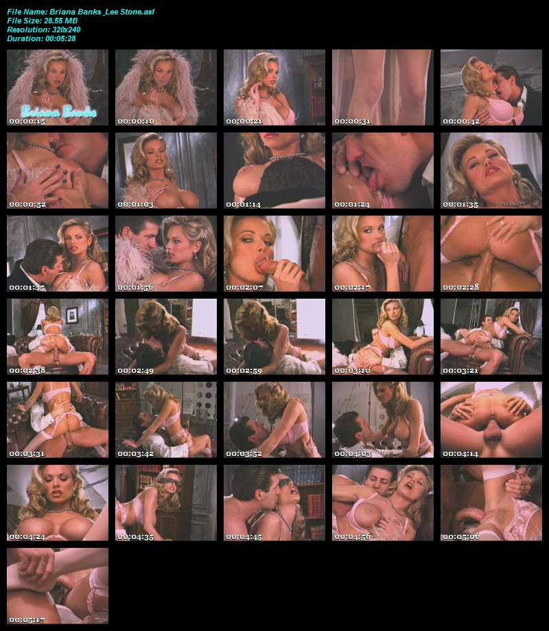 Все видео с Briana Banks с SuzeVideo.com / Briana Banks At Suze (2005) DVDRip