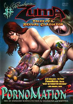 Pornomation#2 (2006) DVDRip