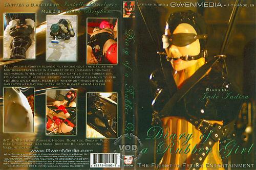 Diary of a Rubber Girl / Дневник Резиновой Девочки (2008) DVDRip