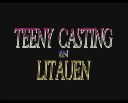 Кастинг юнных литовских девушек / Teeny casting in Litauen (2002) DVD