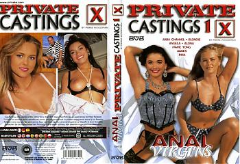 Приват-Анальные Девственницы 1(Private-Castings1 Anal Virgins) (2002) DVDRip