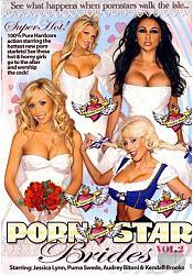 PORN STAR BRIDES 2 (2009) DVDRip
