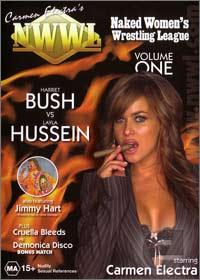 Голый женский реслинг / NWWL Naked Woman Wrestling (2007) TVRip