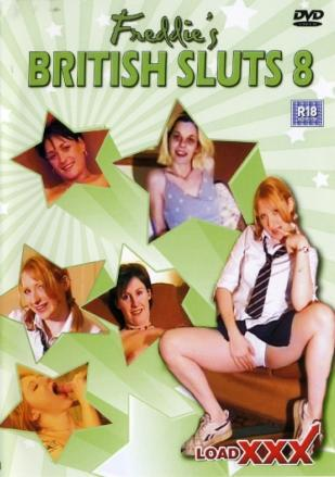 Freddies British Sluts 8 (2009) DVDRip