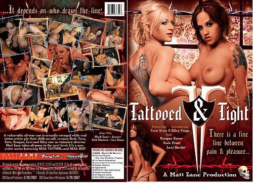 Татуированные  и тугие / Tattooed & Tight (2007) DVDRip