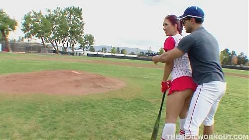 Бейсболистка - Kylee Strut (2008) DVDRip