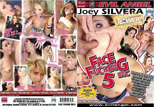 Face Fucking Inc № 5. / Корпорация Орального Секса  5. (2009) DVDRip