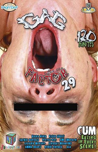 Gag Factor # 29 / Рвотный рефлекс - 29 (2009) DVDRip