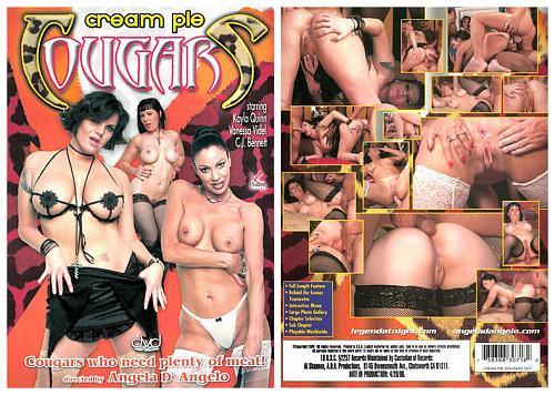 Cream Pie Cougars (2009) DVDRip
