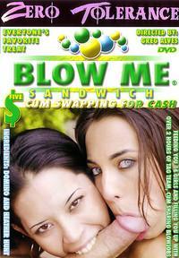 Blow me sandwich 5 (Отсосите у меня вдвоём) сцена 5 и 6. (2009) DVDRip