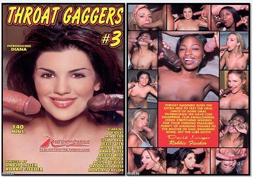 Глубоко в глотку #3 / Throat Gaggers #3 (2001) DVDRip