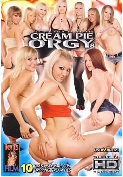 Cream Pie Orgy.8 (2008) DVDRip