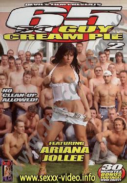65 ребят на одну девчонку / 65 guy cream pie 2 (2004) DVDRip