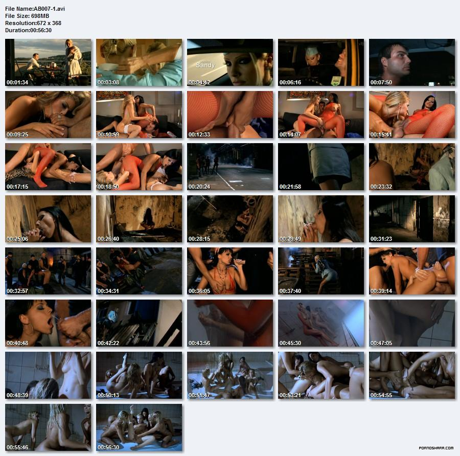 Private Blockbusters DownWard Spiral (2008) DVDRip
