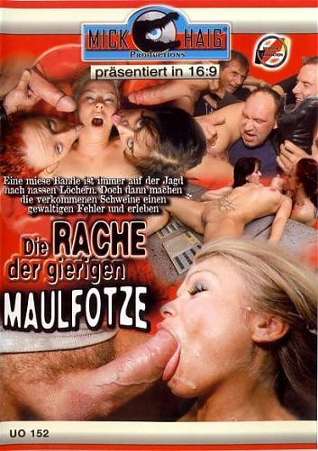 Die Rache der gierigen Maulfotze / Месть Жадным до Оплеух Пастям (2008) DVDRip
