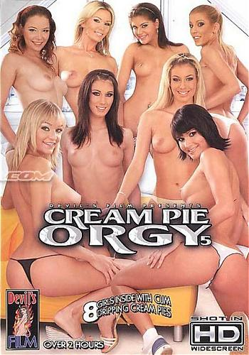 Cream Pie Orgy 5 (2007) DVDRip