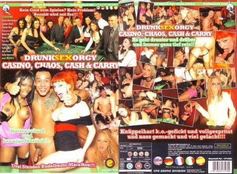 Drunk Sex Orgy Casino Chaos Cash & Carry  (2009) DVDRip
