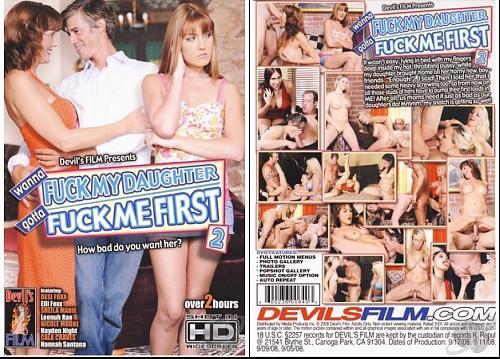 Wanna Fuck My Daughter Gotta Fuck Me First 2 (2009) DVDRip