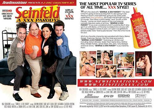 Seinfeld A XXX Parody (2009) DVDRip