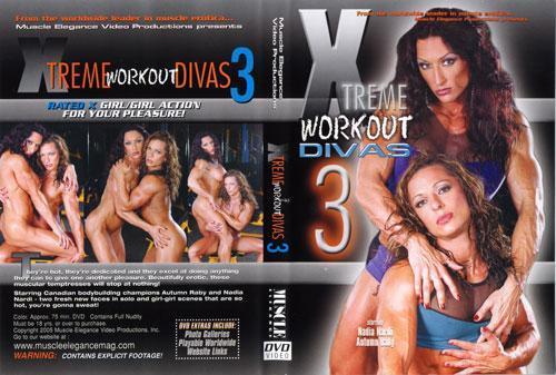 Xtreme Workout Divas #3  (2009) DVDRip