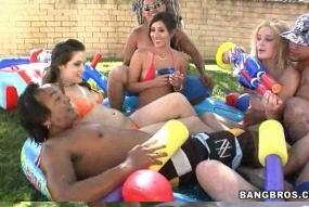 Alexis Breeze Ally Ann Charlotte Vale Summer Time Fun (2009) SATRip
