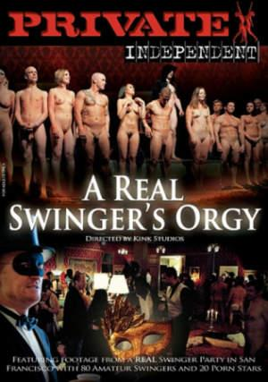 Private Independent #1 - A Real Swingers Orgy  (2009) DVDRip