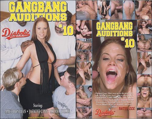Gangbang Auditions 10 (2009) DVDRip