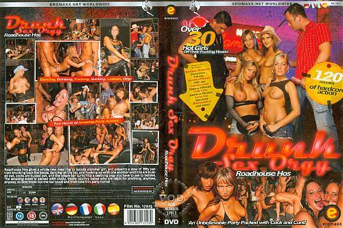 Drunk Sex Orgy: Roadhouse Hos / Пьяная Секс Оргия: Придорожное Заведение (2006) DVDRip
