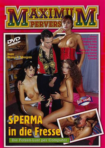 Пожираемая спермой / Maximum perversum: Sperma in die Fresse (1995) TVRip