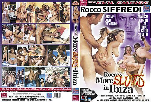 Больше сучек для Рокко на Ибице  / Rocco's More Sluts In Ibiza  (2006) DVDRip