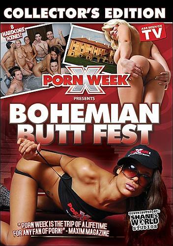 Porn Week Bohemian Butt Fest / Неделя Порно.Богемная вечеринка (2009) DVDRip