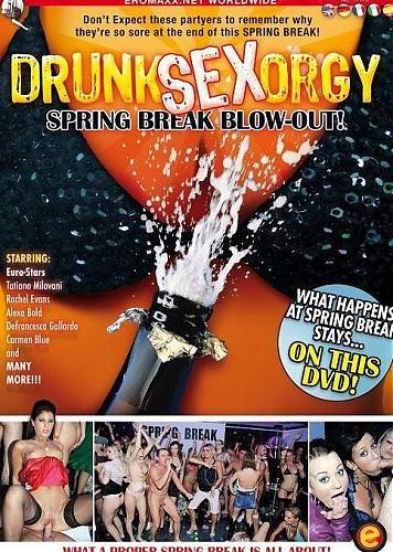 Drunk Sex Orgy: Euro Springbreak 02. / Пьяная Половая Оргия: Окончание Европейской Весны - 2.(Of Amateur Action./ Eromaxx Films.)(Release Date:July 30,2009) (2009) DVDRip
