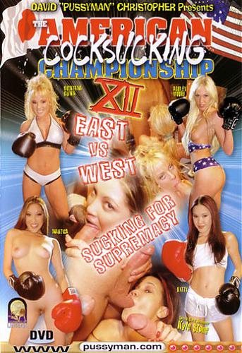 American Cocksucking Championship #12 / Американский чемпионат по минету 12 (David 'Pussyman' Christopher, Legend Video) [2003 г., Cocksucking, Blowjob, DVDRip][Split Scenes] (2003) DVDRip